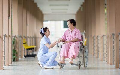 Korzystanie z usług rehabilitacyjnych