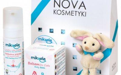 Antyalergiczne balsamy dla dzieci